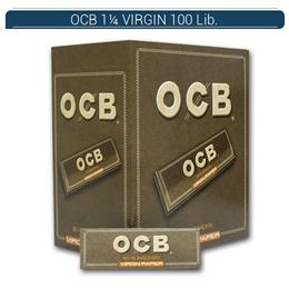 OCB 1 1/4 VIRGIN 100 Lib.
