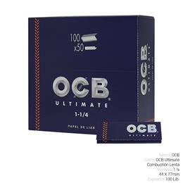 OCB 1 1/4 ULTIMATE 100 Lib.