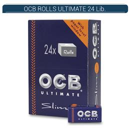 OCB ROLLS ULTIMATE 24 Lib.