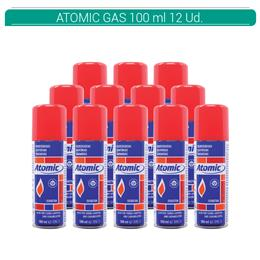 ATOMIC GAS 100 ml S/C 12 Uds. 01.41213