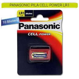 PANASONIC PILA CELL POWER LR1 10 Blísters