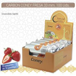 CARBON CONEY FRESA 33 mm. 100 Uds. 01.23013