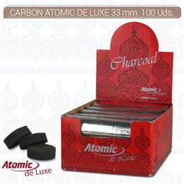 CARBON ATOMIC DELUXE 33 mm. 100 Uds. 01.23018
