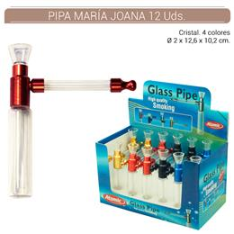 PIPA ATOMIC MARIA JOANA GLASS 12 Uds. 02.12747