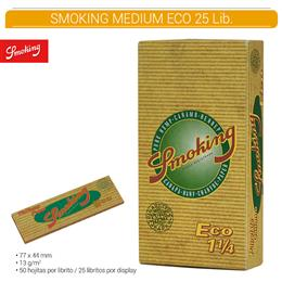 SMOKING MEDIUM ECO 25 Lib.