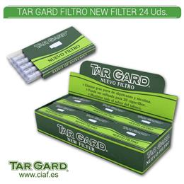TAR GARD FILTRO NEW FILTER 24 Uds. 2601.0617