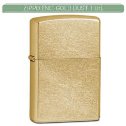 ZIPPO ENC. GOLD DUST 1 Ud. 60001161 [50810618]
