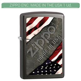 ZIPPO ENC. MADE IN THE USA 1 Ud. 60001070 #28378