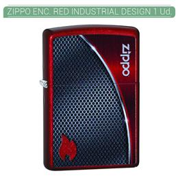 ZIPPO ENC. RED INDUSTRIAL DESIGN 1 Ud. 60004056