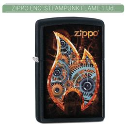 ZIPPO ENC. STEAMPUNK FLAME 1 Ud. 60003346