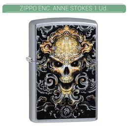 ZIPPO ENC. ANNE STOKES 1 Ud. 60004191