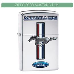 ZIPPO ENC. FORD MUSTANG 1 Ud. 60003522