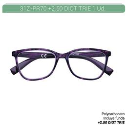 ZIPPO READING GLASSES +2.50 DIOT TRIE 1 Ud. 31ZPR70250 [2006760]