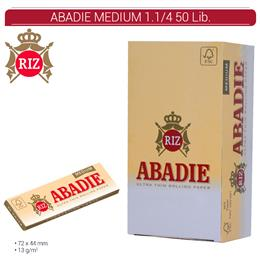 ABADIE MEDIUM 1 1/4 50 Lib.
