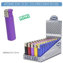 ATOMIC ENC. ELEC. COLORES MINI 50 Uds. 37.21000