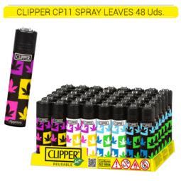 CLIPPER CP11 SPRAY LEAVES 48 Uds.