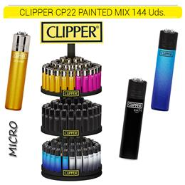 CLIPPER CP22 CARROUSEL PAINTED MIX 144 Uds.