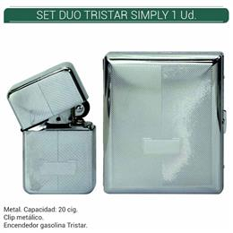 SET DUO TRISTAR SIMPLY 1 Ud. 29.90002